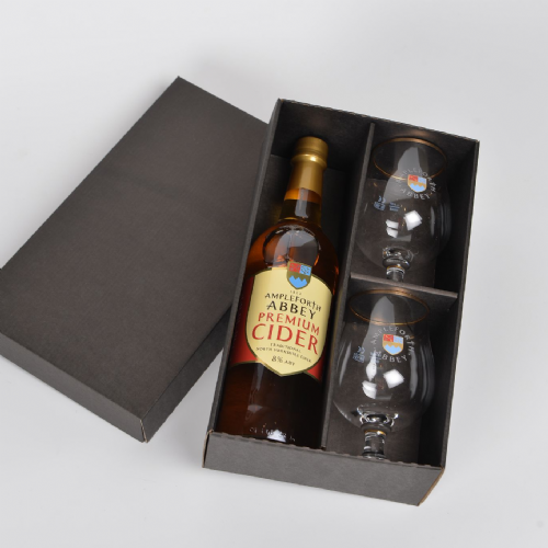 Ampleforth Cider and Glass Gift Pack
